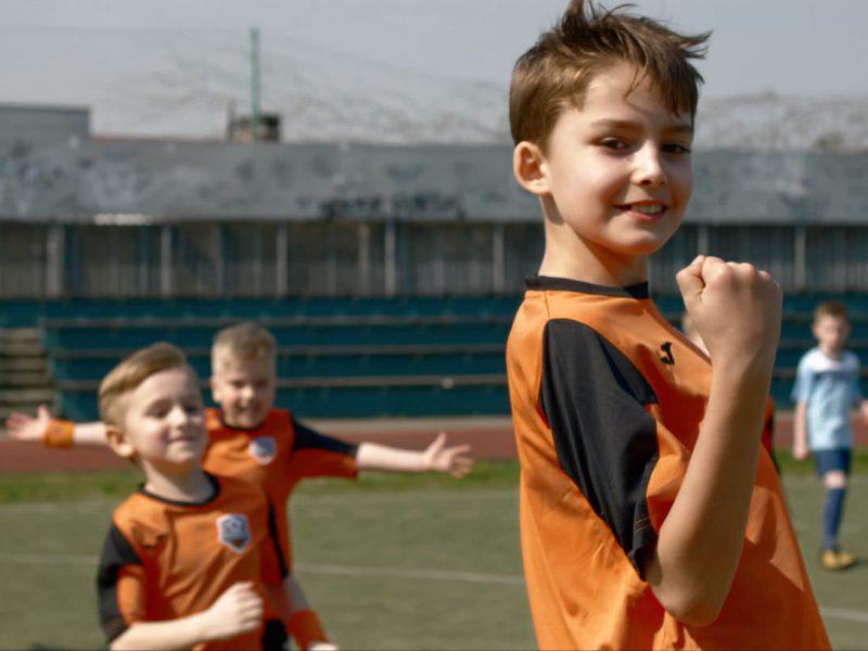 akademia piłkarska rejsa spot reklamowy film reklamowy poznań